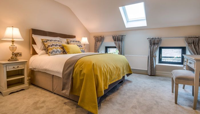 Kingstons Townhouse Deluxe Room