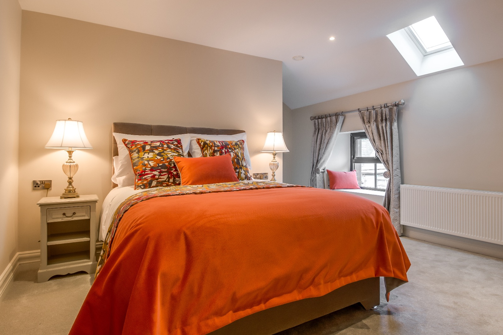 Kingstons Townhouse Double Bedroom