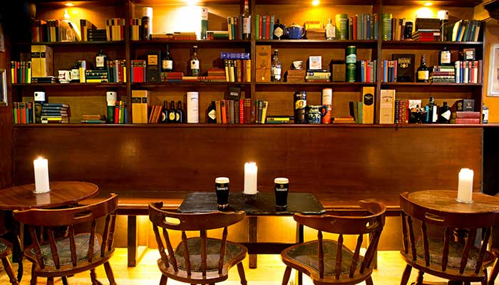 Kingstons townhouse Killorglin Bar